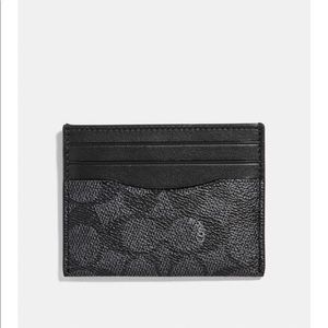 Men's coach cardholder